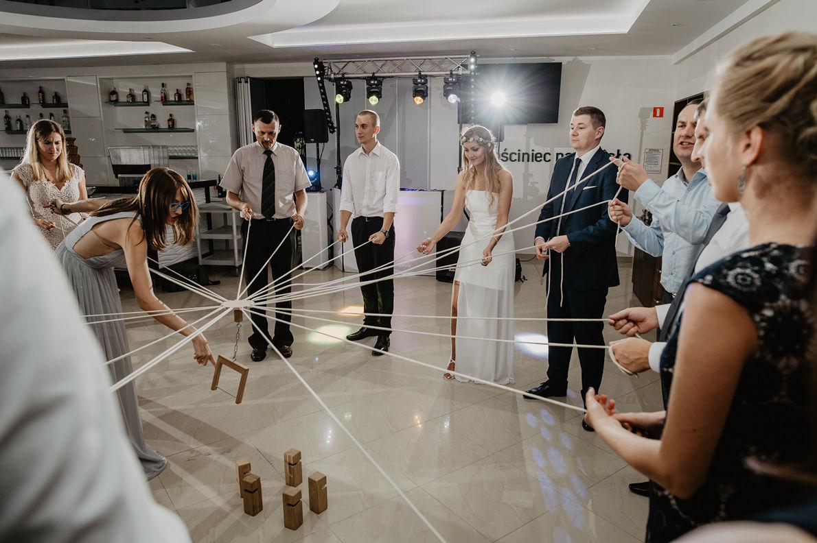 wesele gościniec puławy