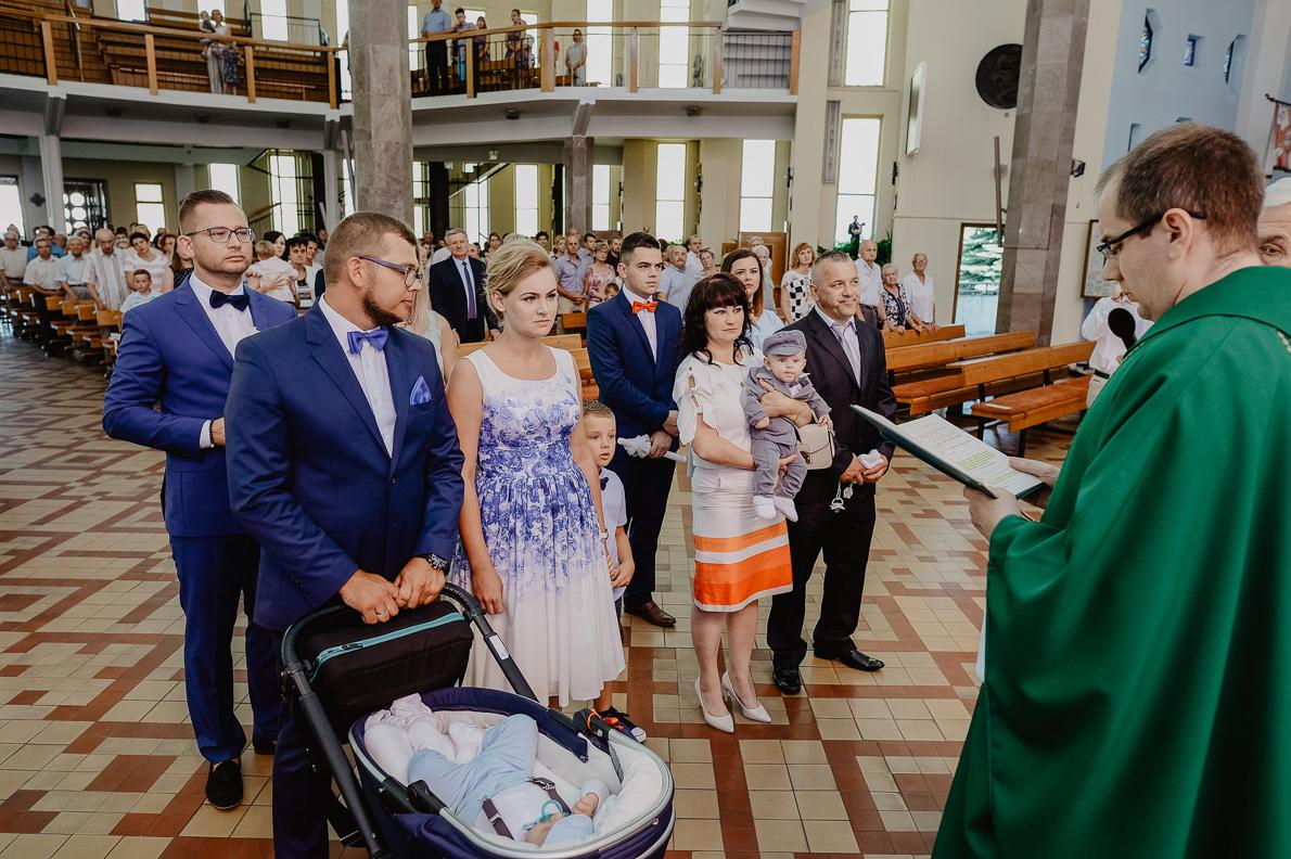 zdjęcia chrzest przyjęcie dęblin kozienice