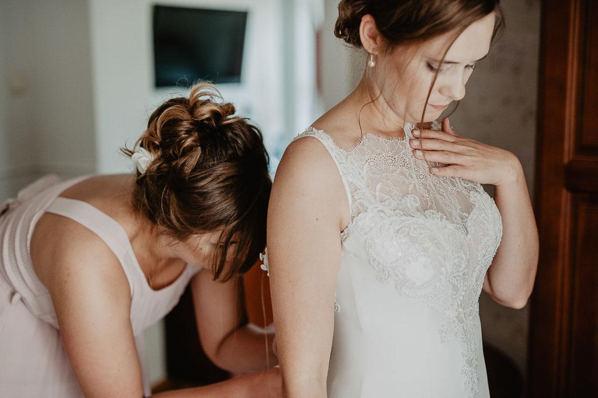 ślub kazimierz fotografia przygotowania