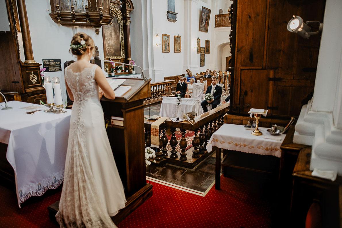 ślub kazimierz fotografia ceremonia