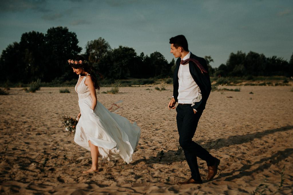 Ania i Patryk – ślub, a po nim wesele w Firlejowym Siole