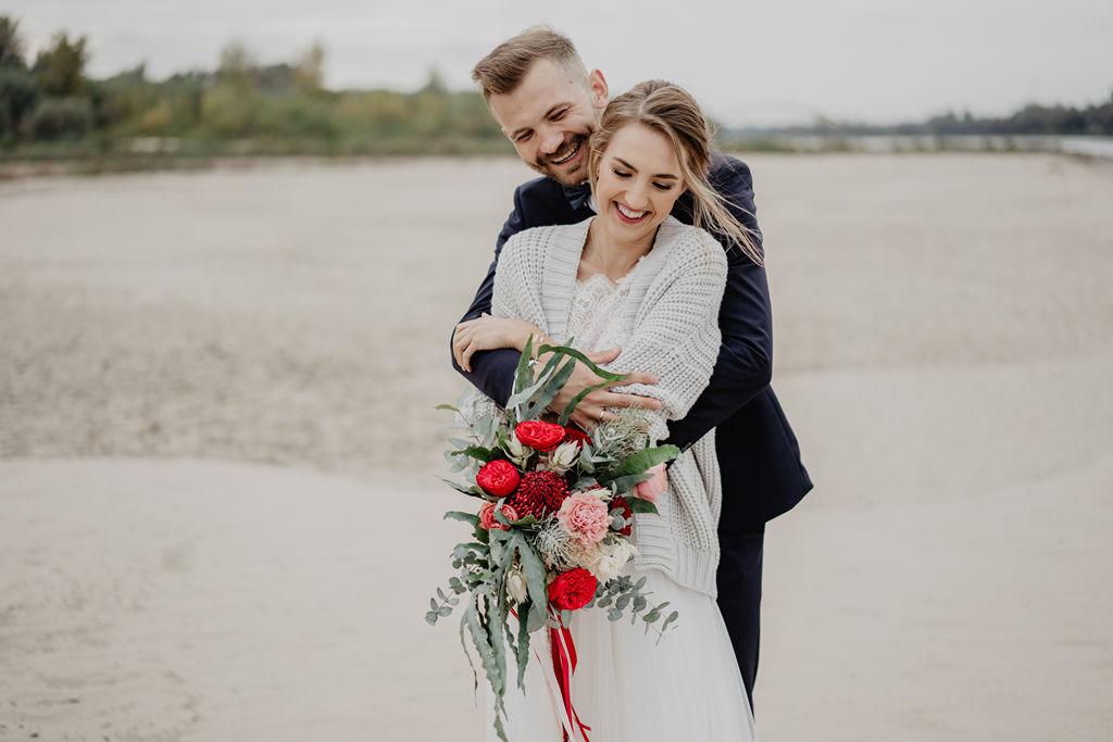 Ela i Kamil – pełen radości ślub w Krasnobrodzie