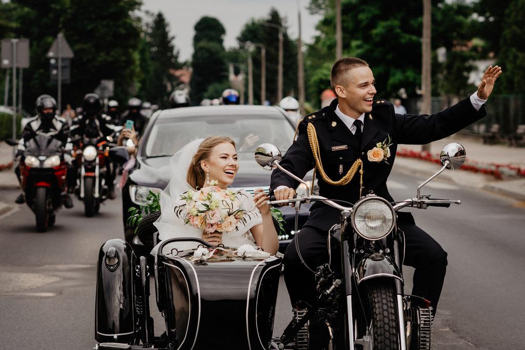 Weronika i Adam – ślub Krasnystaw – Komnata Jana III Sobieskiego