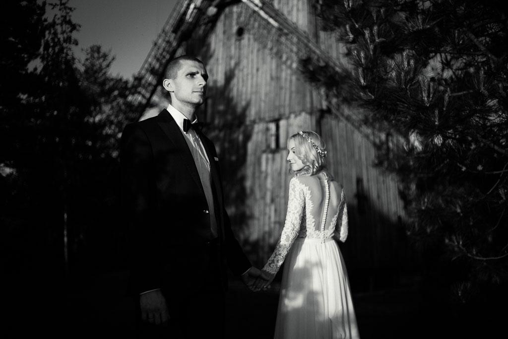 Maja i Maciej – ślub Puławy | sesja Męćmierz