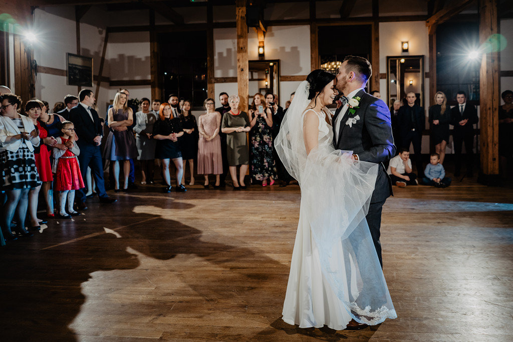 Paulina i Kamil – ślub Puławy – wesele w hotelu Trzy Korony
