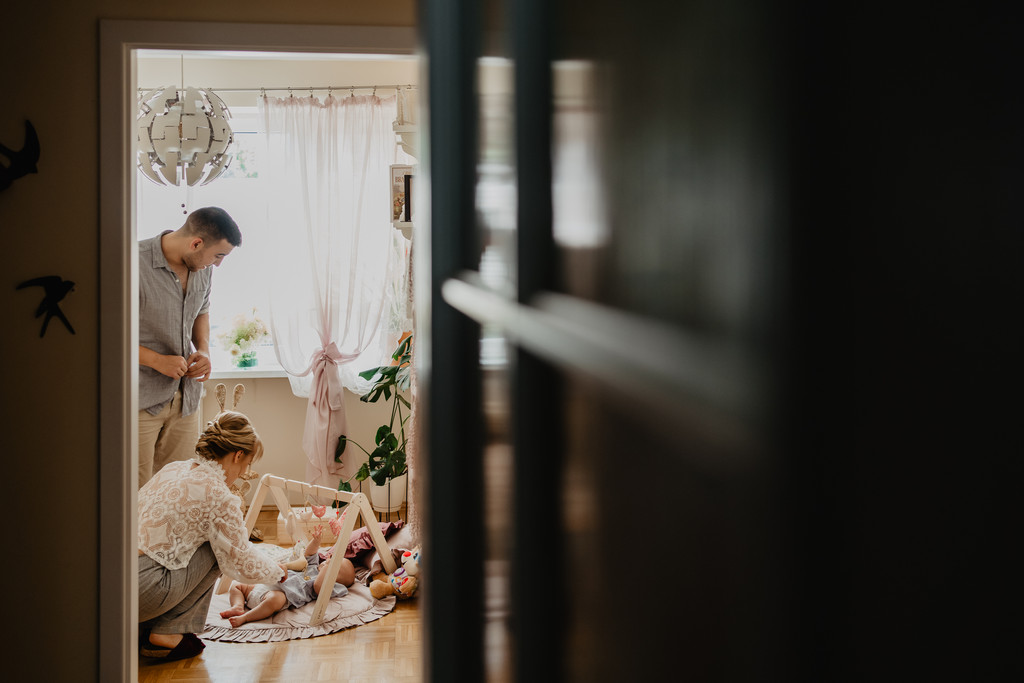 fotograf na chrzest lublin warszawa