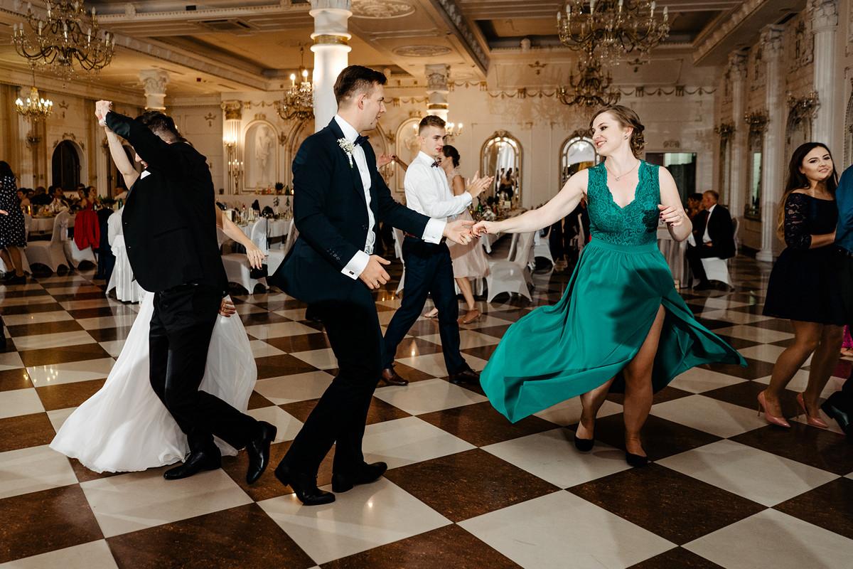 fotograf na ślub janów lubelski wesele hotel królewski 555