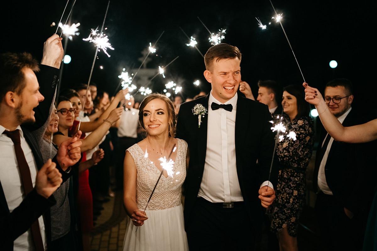 Magda i Marcin – fotograf na ślub w Janowie Lubelskim