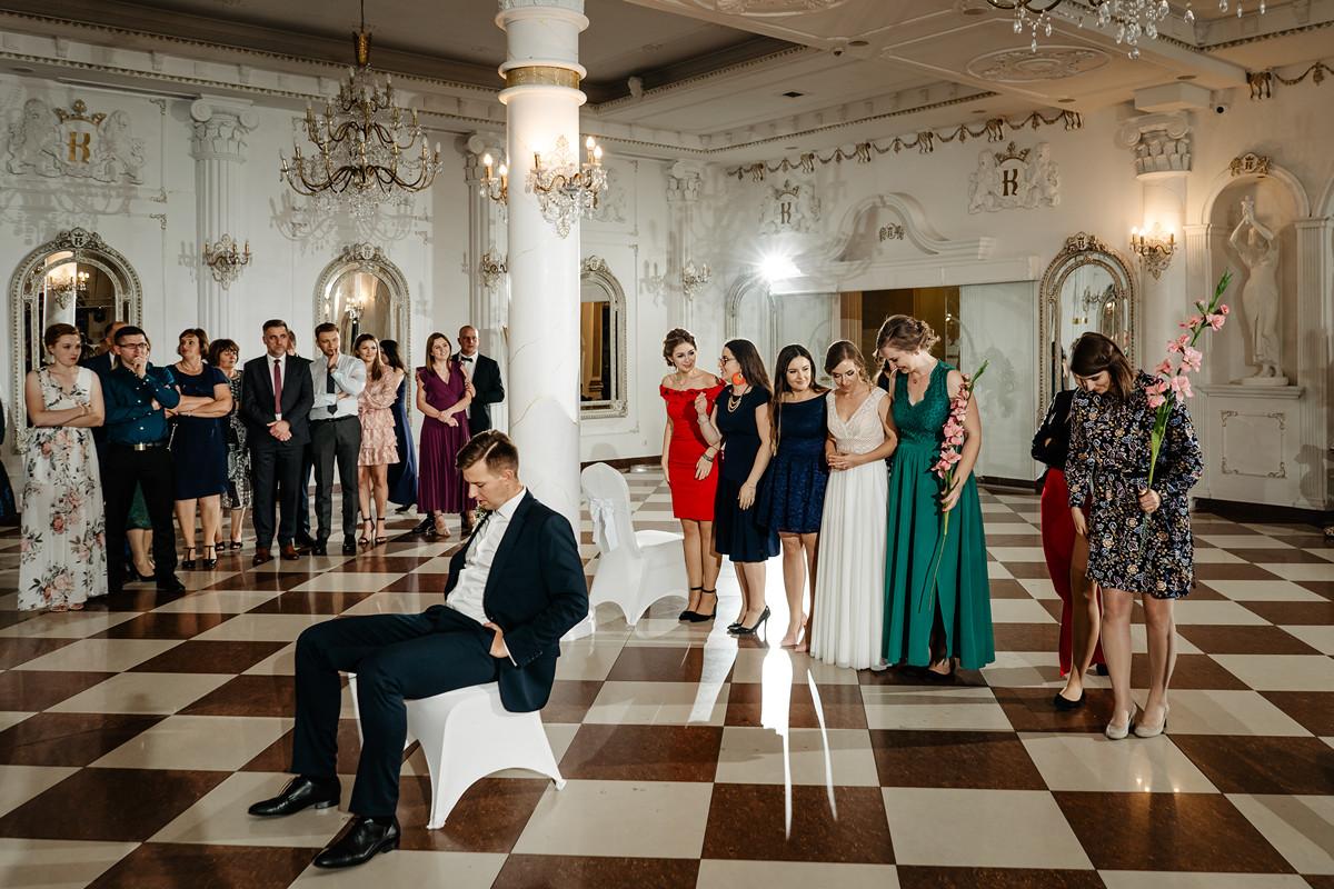 fotograf na ślub janów lubelski wesele hotel królewski 707